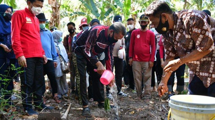 Pemprov Sulsel Fasilitasi Air Bersih Warga Pulau Langkai dan Lanjukang