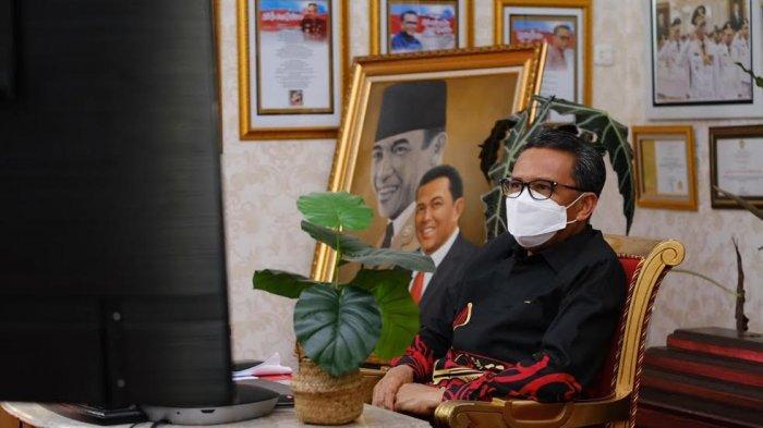 Blak-blakan Gubernur Sulsel Nurdin Abdullah Soal Protes Tambang Pasir Laut di Pulau Kodingareng