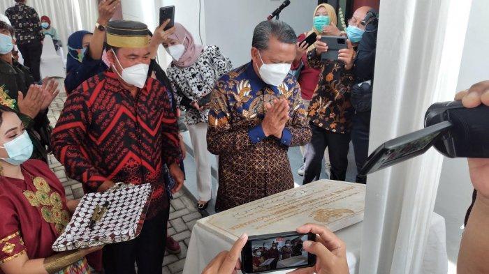 Gubernur Resmikan Gedung Baru Asrama Putri Sulsel di Yogyakarta Senilai Rp 4,4 M