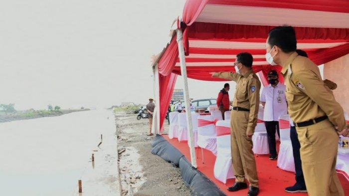 Minimalisir Bau Busuk di Sekitar Pantai Losari, Kanal Selatan CPI Ditembuskan