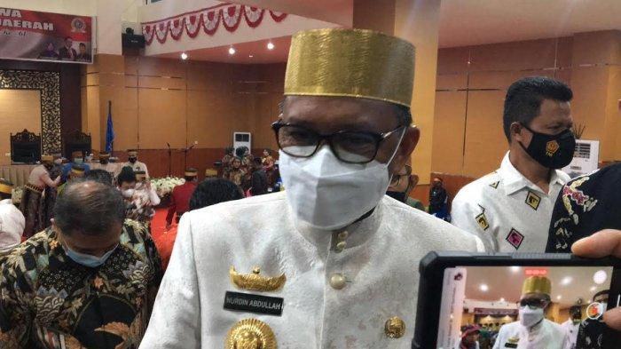 Gubernur Sulsel Nurdin Abdullah Siapkan Tiga Calon Pjs Bupati Bulukumba