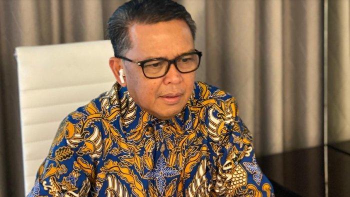 Gubernur Nurdin Abdullah Sabet Penghargaan IPK dari Kementerian Tenaga Kerja