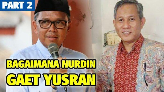 Karena 26 Juni, Rusak Persahabatan 27 Tahun Nurdin dan Yusran; Bagaimana Digaet hingga Dicopot