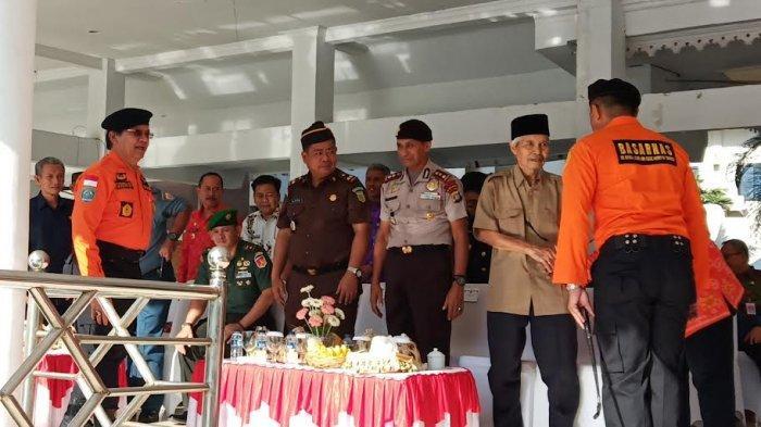 Gubernur Sulteng: Terima Kasih Basarnas Atas Bantuan Bencana 28 September