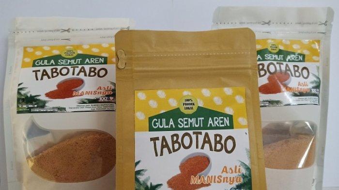 Desa Tabo-tabo Perkenalkan Produk Gula Semut Berbahan Alami Tanpa Pengawet