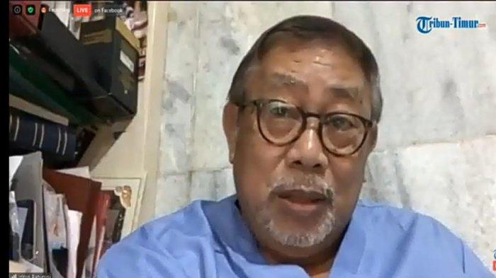 Prof Idrus Paturusi Puji Tiga Calon Rektor Unhas, Siapa Didukung Gantikan Jabatan Prof Dwia?