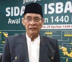 Prof Dr Ahmad M Sewang MA, Guru Besar UIN Alauddin Makassar/Direktur DPP IMMIM