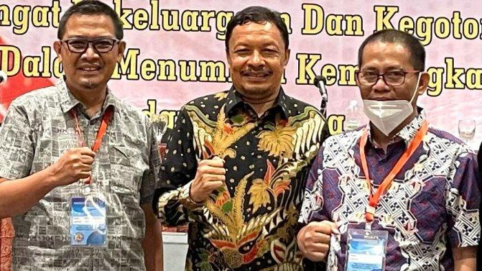 Pengurus Pusat KKT Jeneponton Terbentu, Duet Alimuddin - Rachmat Pimpin KKT 5 Tahun Mendatang