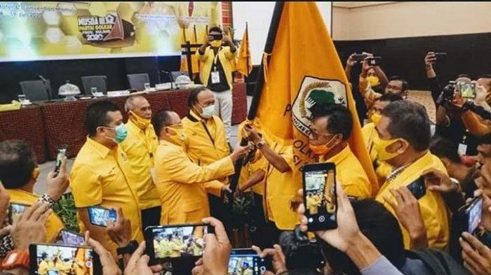 TRIBUN WIKI: Jadi Ketua DPD Golkar Sulbar, Siapa H Muh Aras Tammauni?