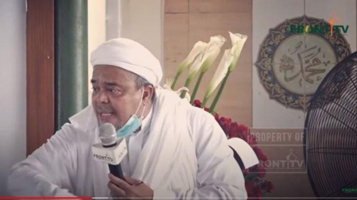 Siap Hidup Tanpa Kegaduhan, Habib Rizieq Buka Pintu Rekonsiliasi dengan Pemerintah dengan Syarat ini