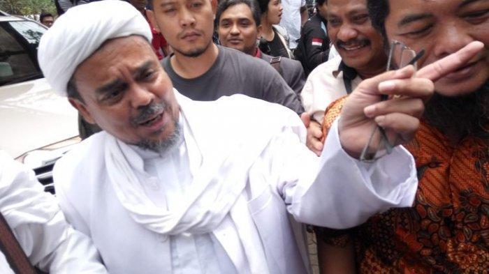 Habib Rizieq Bakal Safari Dakwah ke Makassar, Ustaz Firdaus: Saya Koordinasi Dulu ke DPD dan DPP