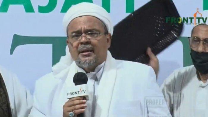 Habib Rizieq Tolak Terorisme dan Setia Pancasila Dorong Syariat Islam Diformalkan di Lembaga Hukum