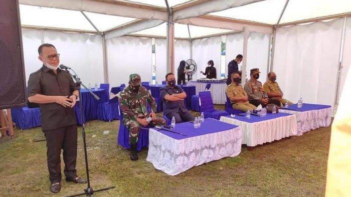 Usai Pamit di Tenda Darurat, Habsi - Irwan Sampaikan Selamat ke Pemenang Pilkada 2020