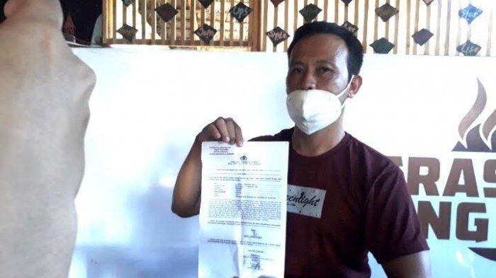 Diancam Pakai Badik oleh Oknum Pejabat DP3, Mantan Ketua HIPMI Bulukumba Lapor Polisi