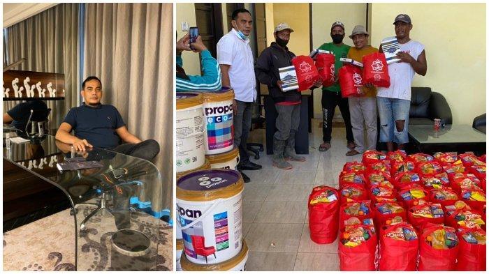 Mantan Tukang Tambal Ban Kini Jadi Pengusaha Properti, Naik Mercy dan Sumbang Rumah untuk Dhuafa