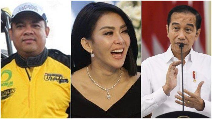 Mengenal Haji Isam Crazy Rich Kalimantan yang Kini Berurusan KPK, Hubungan dengan Jokowi - Syahrini