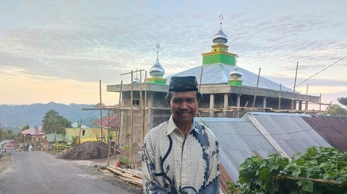 Kisah Haji Mahmud, Petani Sinjai yang Sukses Bangun Masjid di Pelosok