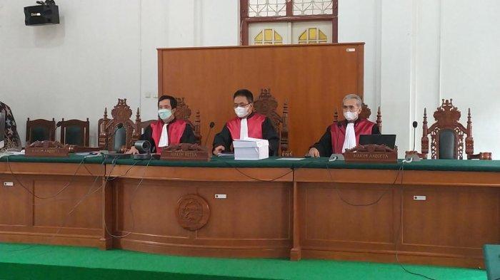 Ketua PN Makassar Dilantik, Sidang Vonis Agung Sucipto Ditunda Sementara