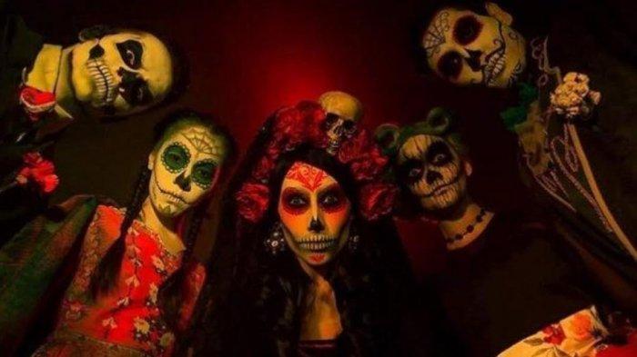 Bisa Dijadikan Status, Ini Kumpulan Ucapan Halloween Bahasa Indonesia dan Inggris