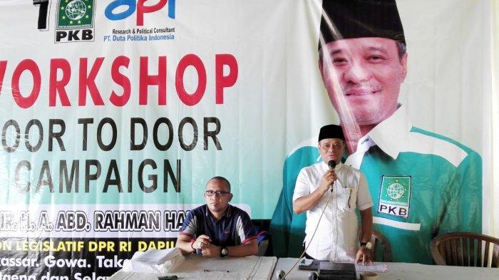 Penyebab A Rahman Halid Adik Nurdin Halid Wafat di RS Dadi Tadi Subuh, Ini Profil Lengkap Almarhum