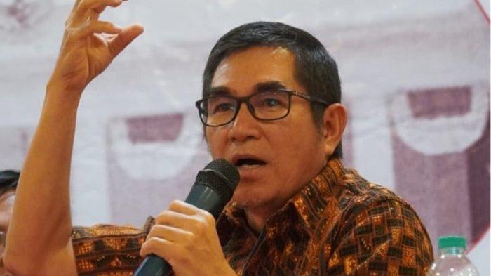 Ketua MK Hamdan Zoelva Sebut Mustahil Jokowi Dimakzulkan karena Perppu, Ini Profilnya