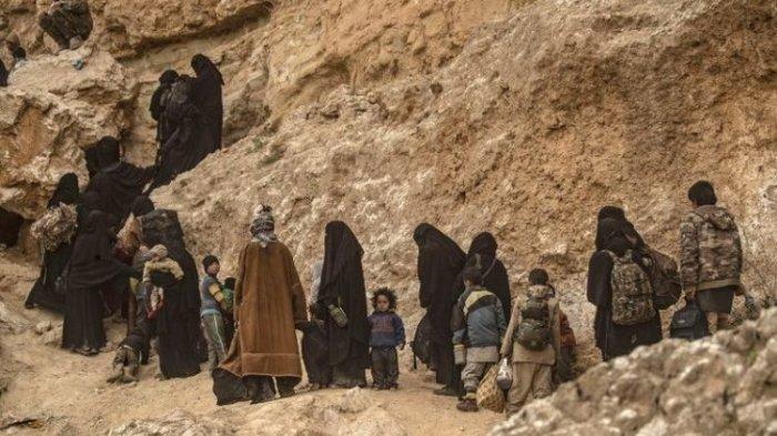 Hamil 9 Bulan saat Gabung di ISIS, Hidup Wanita Usia 20 Tahun ini Hancur, Tempat Tinggal Bukan Rumah