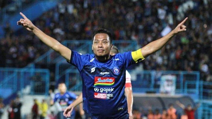 Resmi Tinggalkan Arema FC Lalu Dikaitkan dengan Sejumlah Klub, Ini Komentar Hamka Hamzah