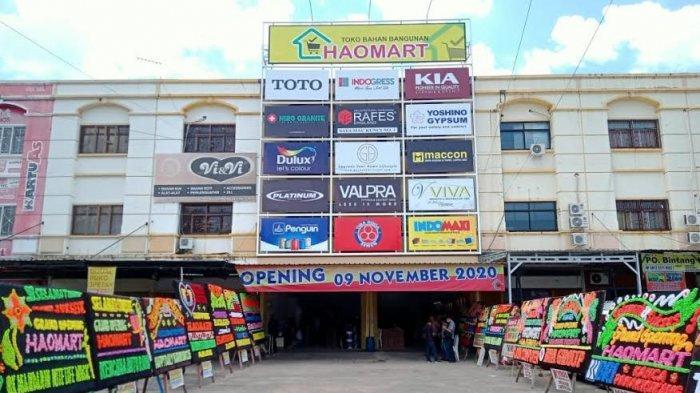 Haomart Hadir di Jl Perintis Kemerdekaan, Tak Perlu Jauh Beli Bahan Bangunan