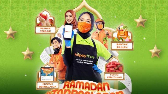 Happy Fresh Hadir di Makassar, Permudah Belanja di Lotte Mart Hingga Giant