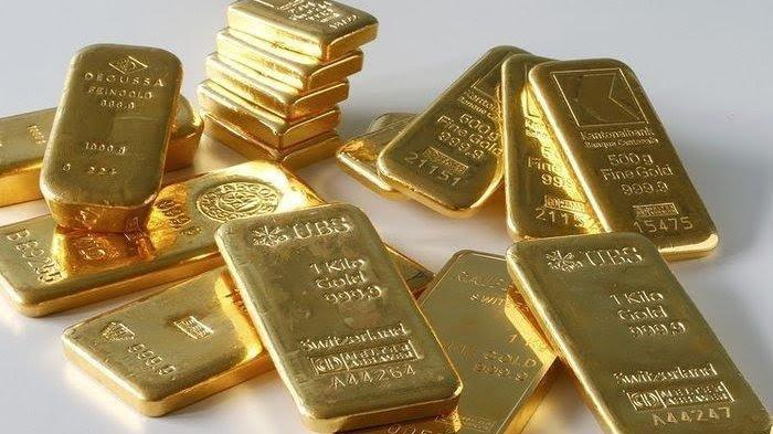 Harga emas 24 karat atau emas batangan keluaran PT Aneka Tambang (Persero) atau Antam berada diposisi Rp 966.000 per gramnya pada perdagangan Rabu (23/12/2020).