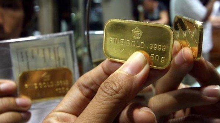UPDATE Harga Emas Terbaru Antam dan UBS di Pegadaian Hari Ini Minggu 6 Juni 2021, Naik Rp 21.000