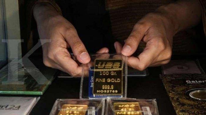 Harga Emas 1 Gram Hari Ini Antam di Pegadaian Selasa 27 April, Tetap Diangka Rp 974.000