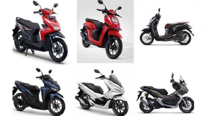 Cari Motor Honda, Ini Update Harga Jenis Matic Agustus 2020, BeAT, Vario, Scoopy, hingga ADV 150 cc