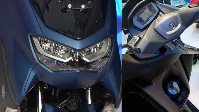 Harga Motor Nmax Model 2020 Lebih Mahal Dibanding Produk Sebelumnya, Yamaha Ungkap Alasannya