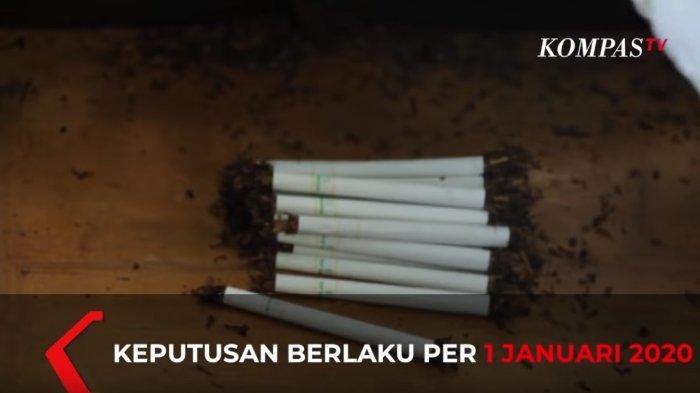 Lengkap, Harga Rokok di 2020 Semua Merek: Marlboro, Djarum, Gudang Garam, Sampoerna, Dji Sam Soe
