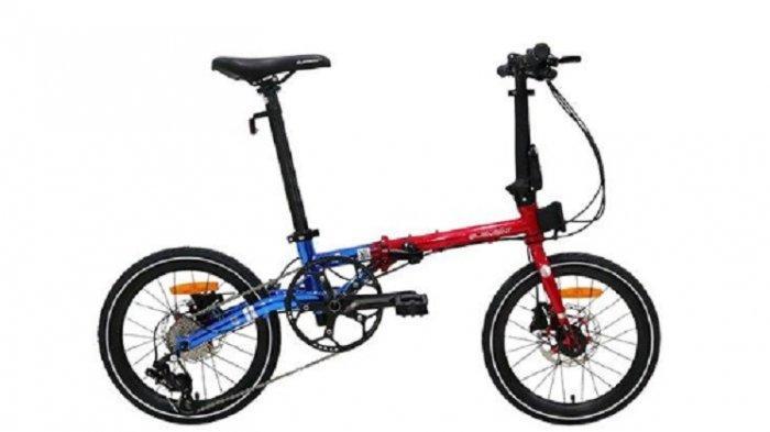 Daftar Harga Sepeda Lipat United Polygon United Trifold 8d Rp 10 Jutaan Urbano 3 Rp 4 Juta Tribun Timur