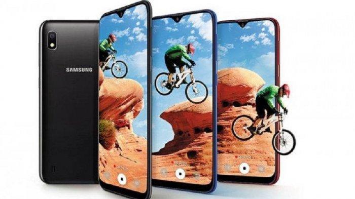 Harga Terbaru HP Samsung Bulan Oktober 2019 di Bawah Rp 2 Juta: Spesifikasi Samsung Galaxy A10