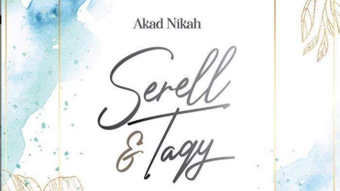 Hari Ini 18 Oktober Akad Nikah Sherel Thalib Taqy Malik, Siapa Sherel Thalib? Lihat Foto Cantiknya