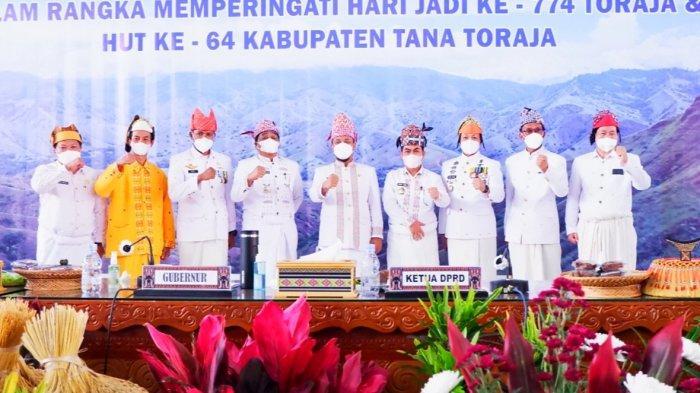 Andi Sudirman Janjikan Ollon Destinasi Wisata Unggulan di Tana Toraja