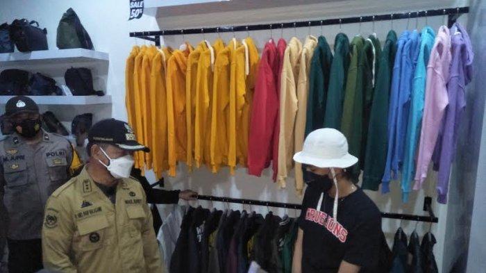 Hari Pertama PPKM Mikro di Gowa, Karaeng Kio Temukan Pelaku Usaha Masih Membandel