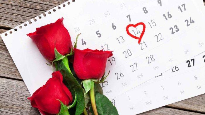 30 Ucapan Romantis Di Hari Valentine Cocok Dikirim Via Whatsapp Untuk Pacar Tribun Timur