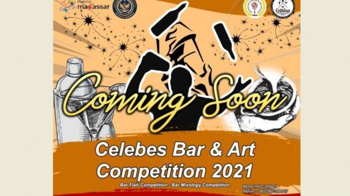 Untuk Para Barista, Yuk Ikut Celebes Bar & Art Competition Hotel Harper Makassar