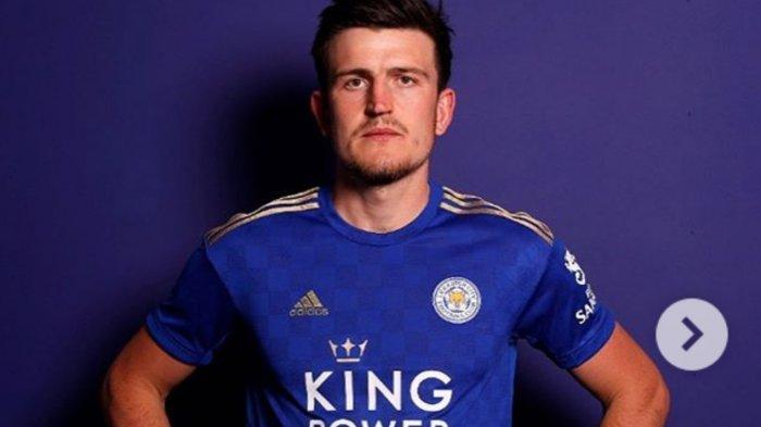 TRIBUNWIKI: Curi Perhatian Saat Liga Inggris, Siapa Harry Maguire? Ini Profil dan Kariernya