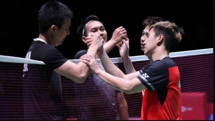 Hasil China Open 2019-Marcus/Kevin Susul Ahsan/Hendra, Indonesia Pastikan Satu Gelar Juara