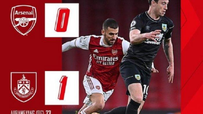 Hasil dan Klasemen Liga Inggris: Arsenal dan Chelsea Merana, Tottenham Hotspur dan Liverpool Imbang