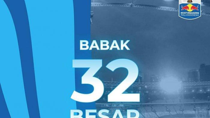 Hasil Drawing Babak 32 Besar Piala Indonesia, Lawan Persija Jakarta, PSM Makassar, Persib Bandung