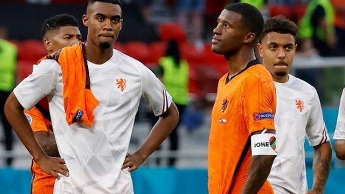 Hasil Euro 2020 Belanda Vs Ceko: Kesempurnaan De Oranje Runtuh di Babak 16 Besar,Lokomotiva Gemilang
