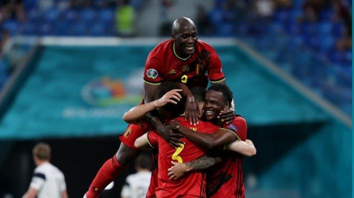 Hasil Euro 2020 Finlandia Vs Belgia, Romelu Lukaku dkk Lolos ke Babak 16 Besar dengan Poin Sempurna