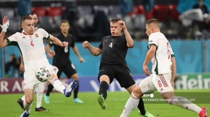 Hasil Euro 2020 Jerman Vs Hungaria, Der Panzer Lolos Dramatis dari Grup Neraka usai Ditahan Imbang