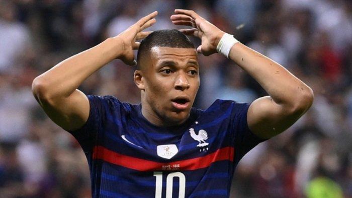 Hasil Euro 2020 Prancis Vs Swiss 3-3: Kylian Mbappe Gagal Penalti, Les Bleus Angkat Koper